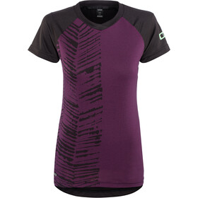 ION Scrub AMP Tee SS Women pink isover